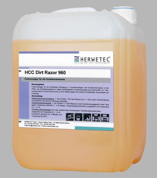 HCC Dirt Razor 960