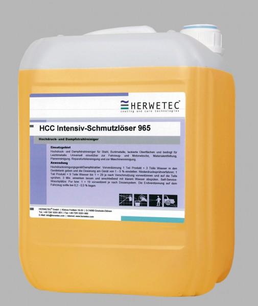HCC Intensiv-Schmutzlöser 965